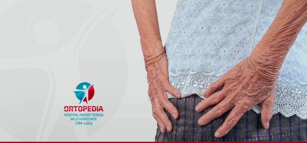 Existe relação entre a fratura de quadril em idosos e a osteoporose?