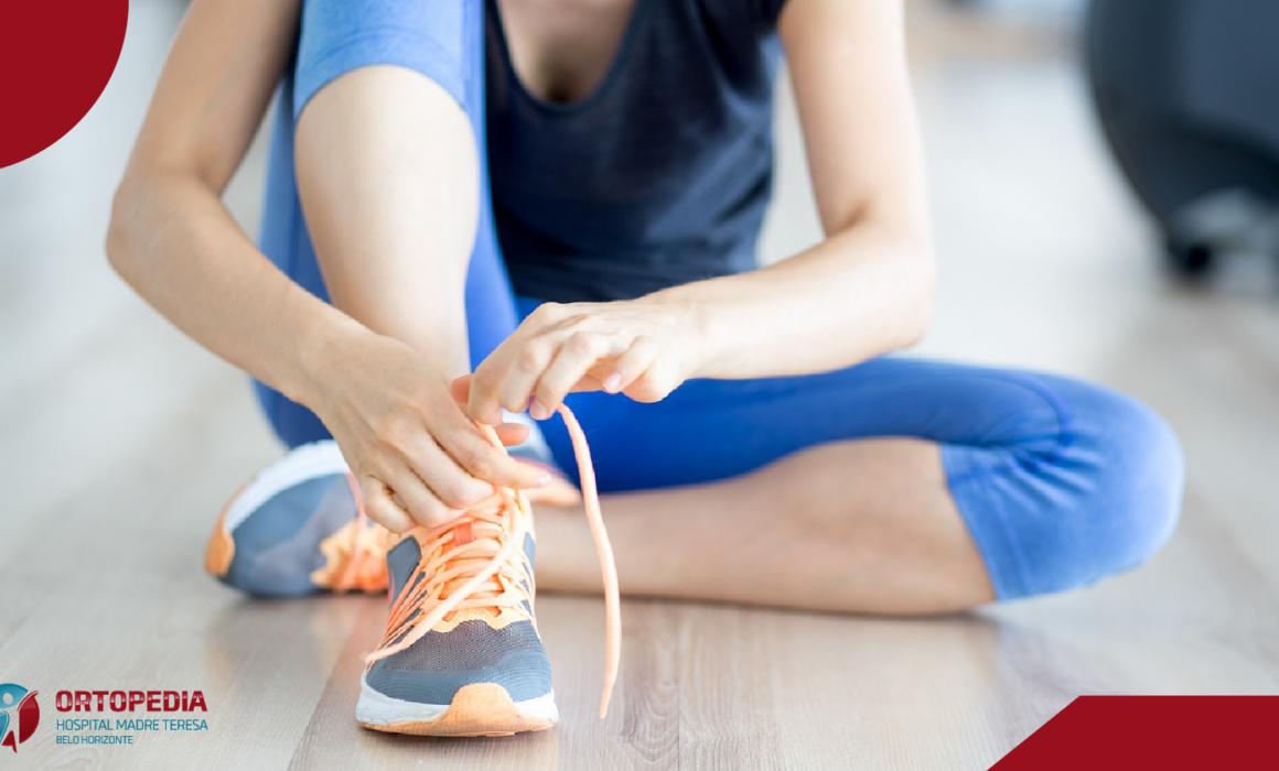 Como escolher o tênis ideal para cada tipo de exercício?